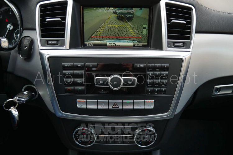 Mercedes Classe GL 350 BlueTEC 4MATIC, Caméra, Harman/Kardon, Attelage - <small></small> 28.790 € <small>TTC</small> - #17