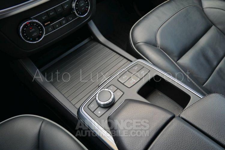 Mercedes Classe GL 350 BlueTEC 4MATIC, Caméra, Harman/Kardon, Attelage - <small></small> 28.790 € <small>TTC</small> - #18