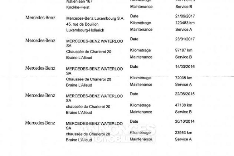 Mercedes Classe GL 350 BlueTEC 4MATIC, Caméra, Harman/Kardon, Attelage - <small></small> 28.790 € <small>TTC</small> - #21