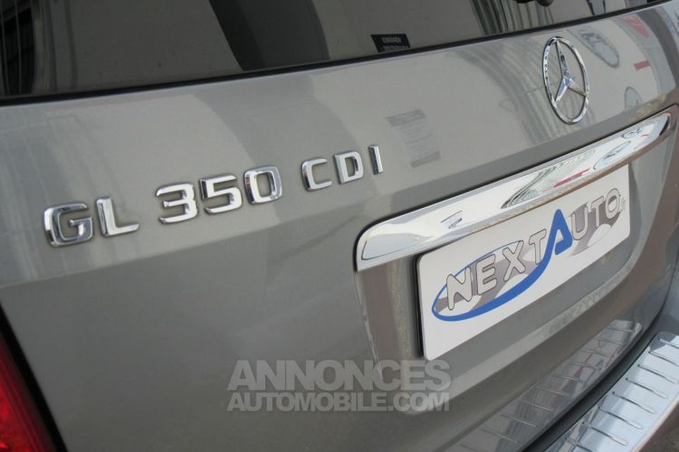 Mercedes Classe GL 350 CDI BE 265CH 7GTRONIC - <small></small> 22.990 € <small>TTC</small> - #14