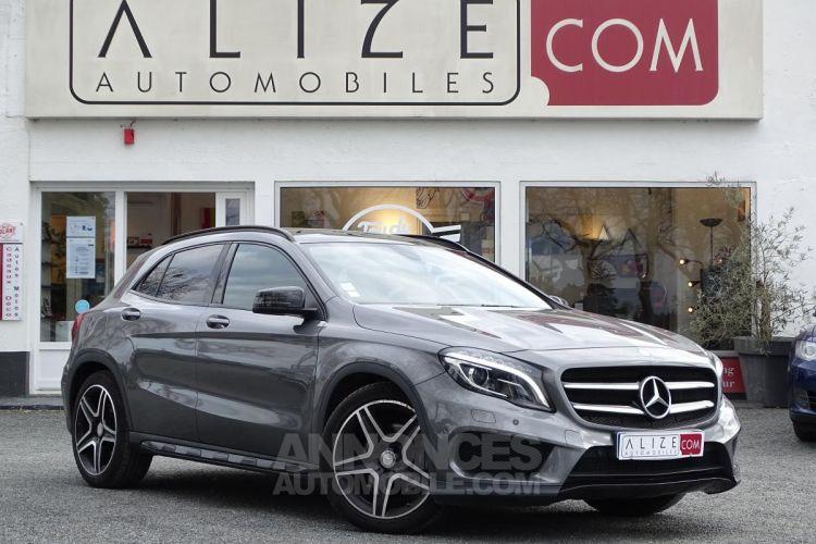 Mercedes Classe GLA 220 D 175 FASCINATION 7G-DCT BVA - <small></small> 24.790 € <small>TTC</small> - #1