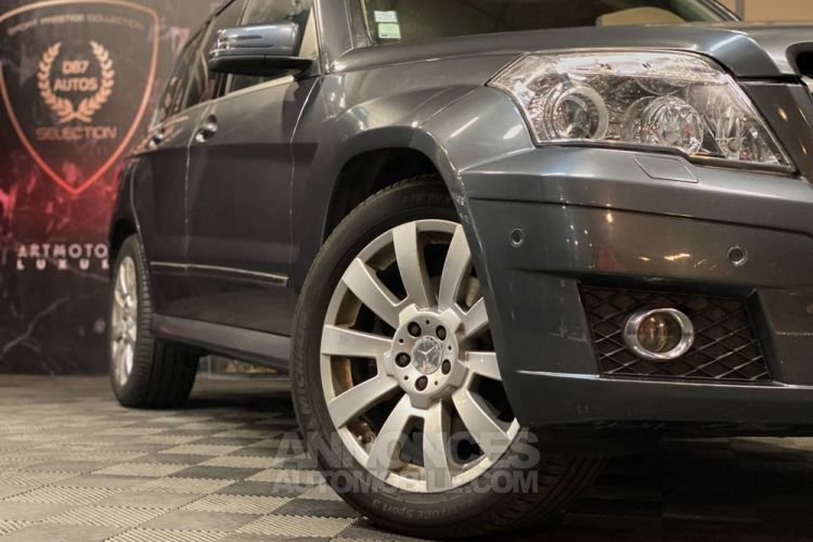 Mercedes Classe GLK 320 CDI 4Matic - <small></small> 19.780 € <small>TTC</small> - #4