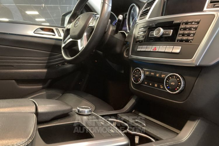 Mercedes Classe ML ML 350 BLUETEC SPORT 7G TRONIC+ - <small></small> 31.990 € <small>TTC</small> - #8