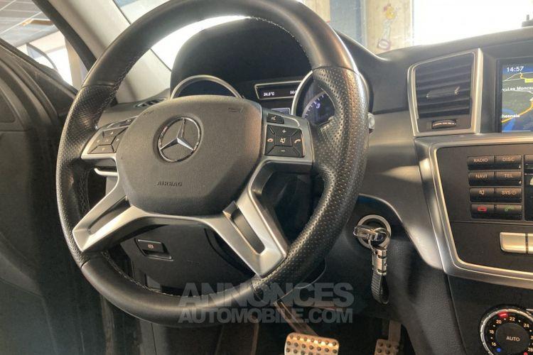 Mercedes Classe ML ML 350 BLUETEC SPORT 7G TRONIC+ - <small></small> 31.990 € <small>TTC</small> - #10