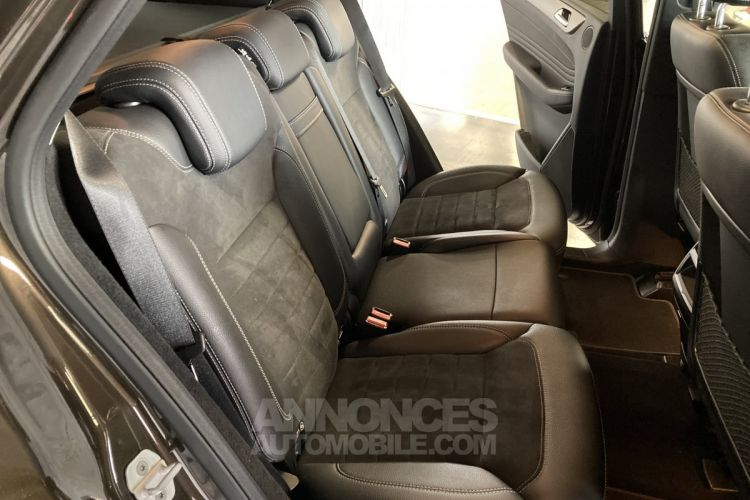 Mercedes Classe ML ML 350 BLUETEC SPORT 7G TRONIC+ - <small></small> 31.990 € <small>TTC</small> - #15