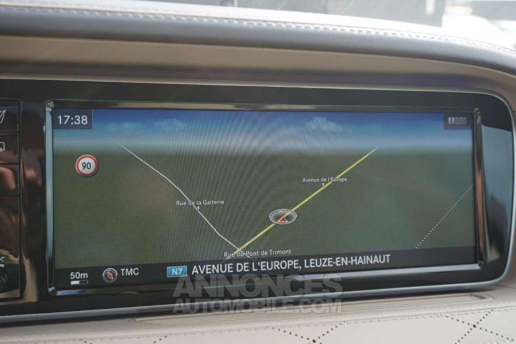 Mercedes Classe S 350 d - Full Options - Toit pano - Burmester - EURO 6 - <small></small> 44.950 € <small>TTC</small> - #16