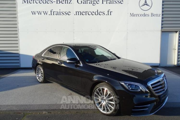 Mercedes Classe S 400 d 340ch Fascination 4Matic 9G-Tronic Euro6d-T - <small></small> 77.900 € <small>TTC</small> - #2
