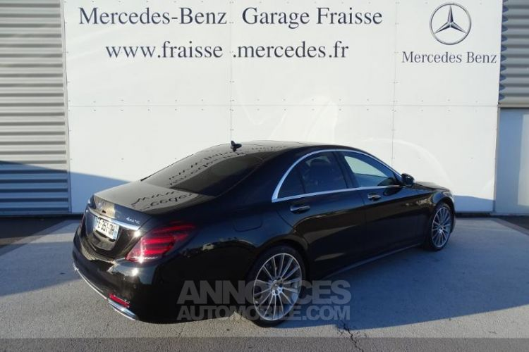 Mercedes Classe S 400 d 340ch Fascination 4Matic 9G-Tronic Euro6d-T - <small></small> 77.900 € <small>TTC</small> - #4