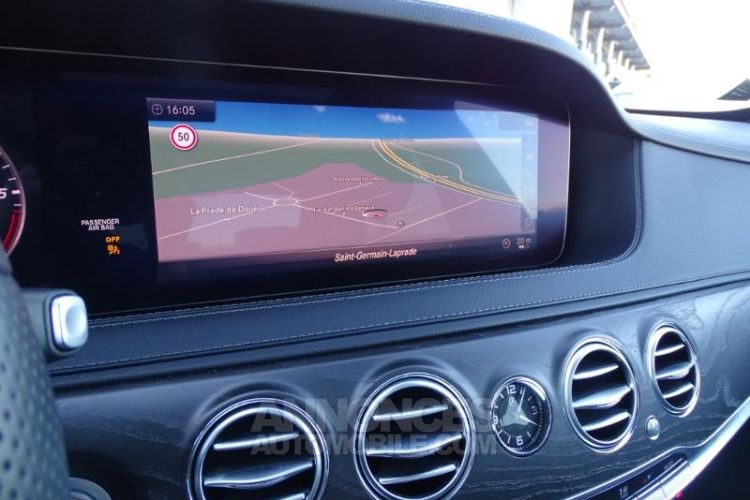 Mercedes Classe S 400 d 340ch Fascination 4Matic 9G-Tronic Euro6d-T - <small></small> 77.900 € <small>TTC</small> - #14