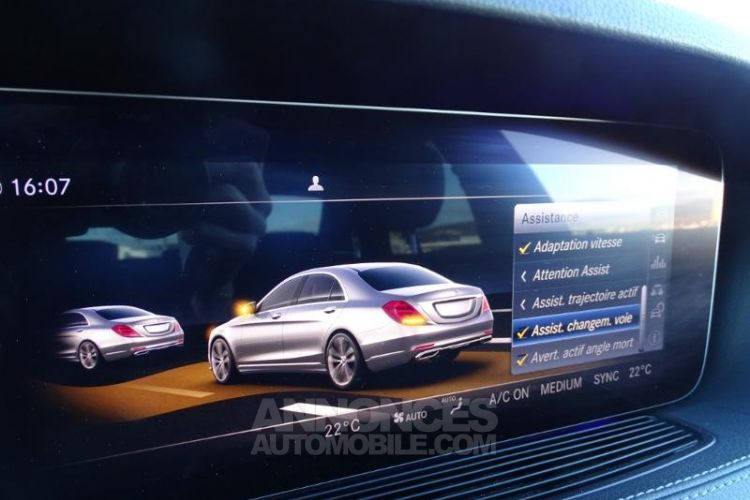 Mercedes Classe S 400 d 340ch Fascination 4Matic 9G-Tronic Euro6d-T - <small></small> 77.900 € <small>TTC</small> - #20