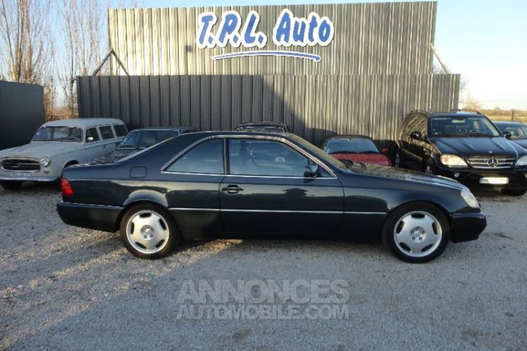 Mercedes Classe S COUPE/CL 500 CL - <small></small> 10.500 € <small>TTC</small> - #3