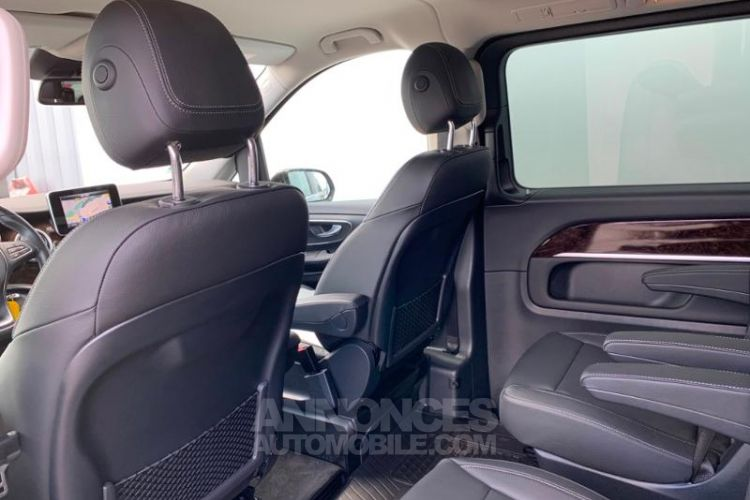 Mercedes Classe V 250 d Long Executive 7G-Tronic Plus - <small></small> 58.900 € <small>TTC</small> - #9