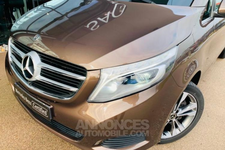 Mercedes Classe V 250 d Long Executive 7G-Tronic Plus - <small></small> 58.900 € <small>TTC</small> - #10