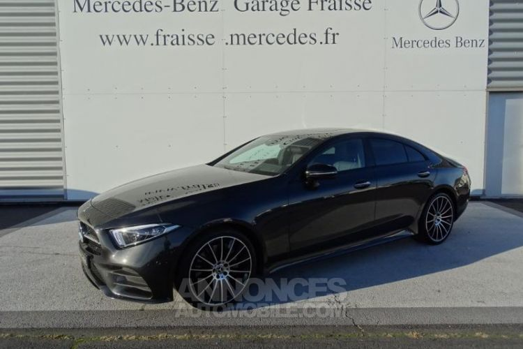 Mercedes CLS 400 d 340ch AMG Line+ 4Matic 9G-Tronic Euro6d-T - <small></small> 70.900 € <small>TTC</small> - #1