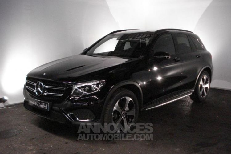 Mercedes GLC 220 d 170ch Fascination 4Matic 9G-Tronic - <small></small> 39.500 € <small>TTC</small> - #1