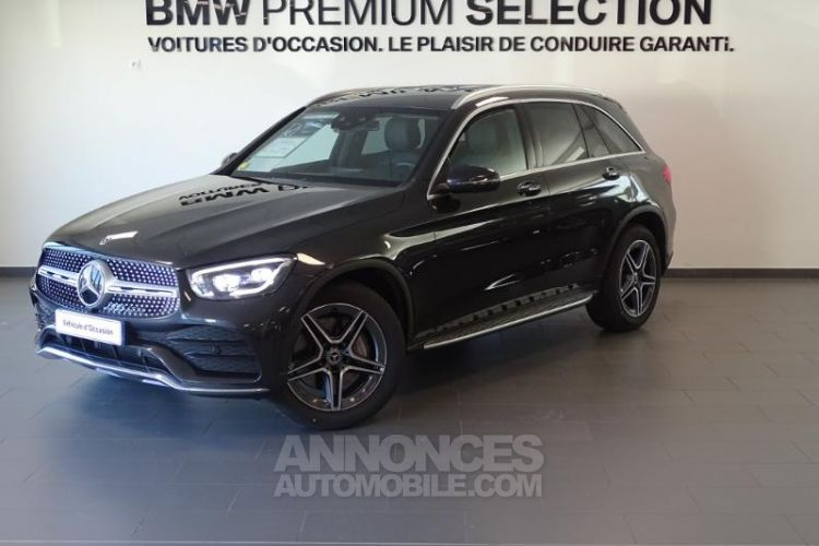 Mercedes GLC 220 d 194ch AMG Line 4Matic Launch Edition 9G-Tronic - <small></small> 49.822 € <small>TTC</small> - #1