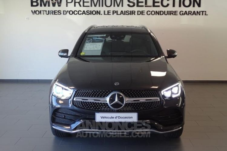 Mercedes GLC 220 d 194ch AMG Line 4Matic Launch Edition 9G-Tronic - <small></small> 49.822 € <small>TTC</small> - #11