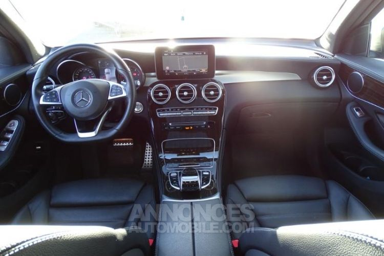Mercedes GLC 250 d 204ch Fascination 4Matic 9G-Tronic Euro6c - <small></small> 44.000 € <small>TTC</small> - #9