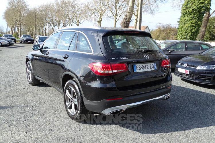 Mercedes GLC CLASSE 350 E 320H 210 EXECUTIVE 4MATIC 7G-TRONIC BVA - <small></small> 35.800 € <small>TTC</small> - #3