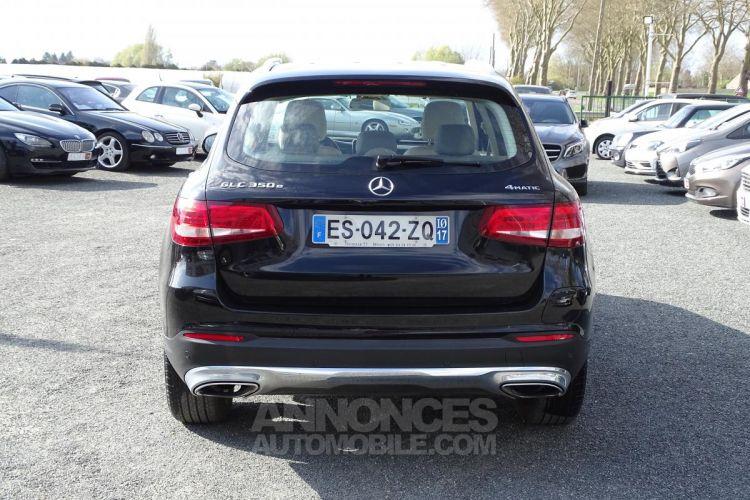 Mercedes GLC CLASSE 350 E 320H 210 EXECUTIVE 4MATIC 7G-TRONIC BVA - <small></small> 35.800 € <small>TTC</small> - #4