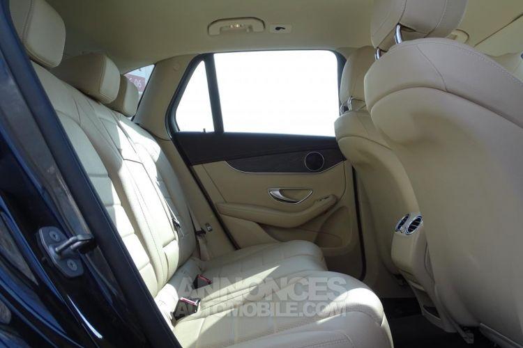 Mercedes GLC CLASSE 350 E 320H 210 EXECUTIVE 4MATIC 7G-TRONIC BVA - <small></small> 35.800 € <small>TTC</small> - #6