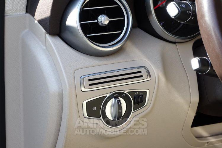 Mercedes GLC CLASSE 350 E 320H 210 EXECUTIVE 4MATIC 7G-TRONIC BVA - <small></small> 35.800 € <small>TTC</small> - #10
