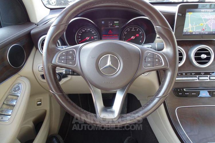 Mercedes GLC CLASSE 350 E 320H 210 EXECUTIVE 4MATIC 7G-TRONIC BVA - <small></small> 35.800 € <small>TTC</small> - #11