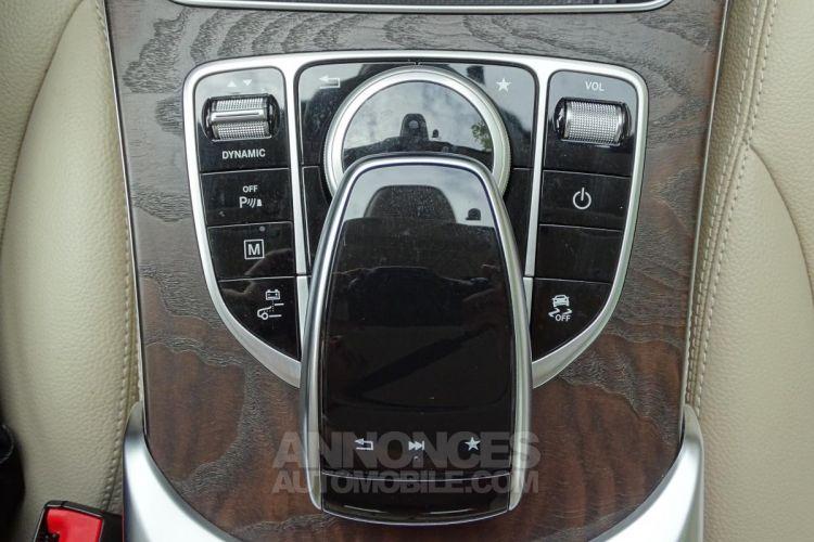 Mercedes GLC CLASSE 350 E 320H 210 EXECUTIVE 4MATIC 7G-TRONIC BVA - <small></small> 35.800 € <small>TTC</small> - #12