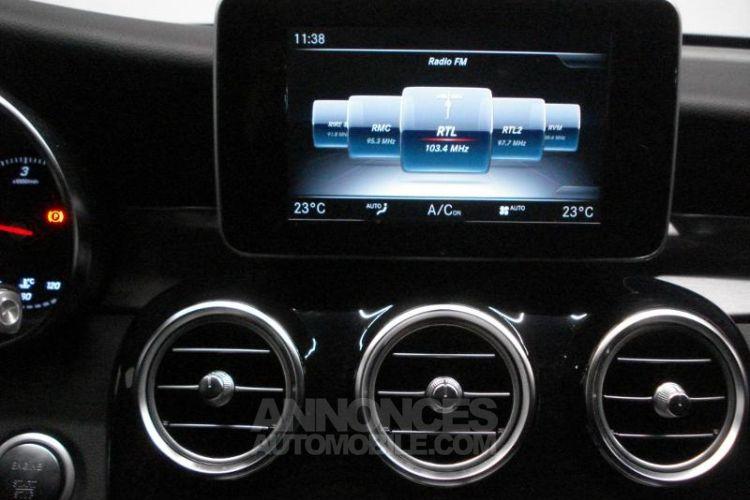Mercedes GLC Coupé 220 d 170ch Sportline 4Matic 9G-Tronic Euro6c - <small></small> 49.900 € <small>TTC</small> - #8