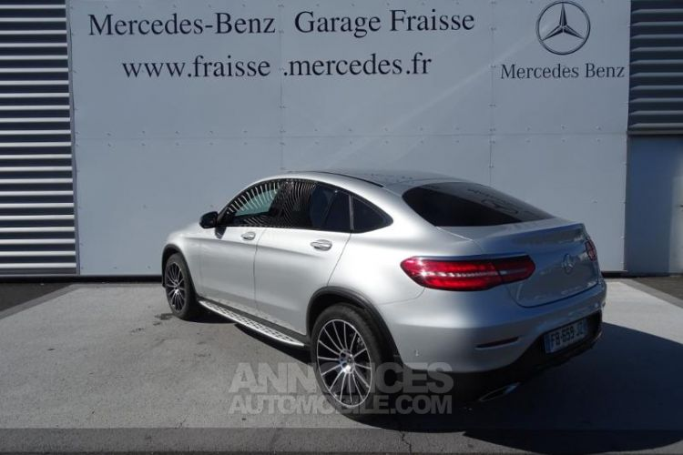 Mercedes GLC Coupé 250 d 204ch Fascination 4Matic 9G-Tronic Euro6c - <small></small> 49.500 € <small>TTC</small> - #5
