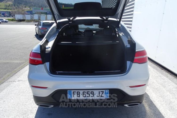 Mercedes GLC Coupé 250 d 204ch Fascination 4Matic 9G-Tronic Euro6c - <small></small> 49.500 € <small>TTC</small> - #9