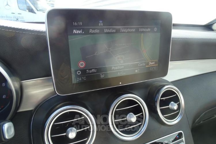 Mercedes GLC Coupé 250 d 204ch Fascination 4Matic 9G-Tronic Euro6c - <small></small> 49.500 € <small>TTC</small> - #15