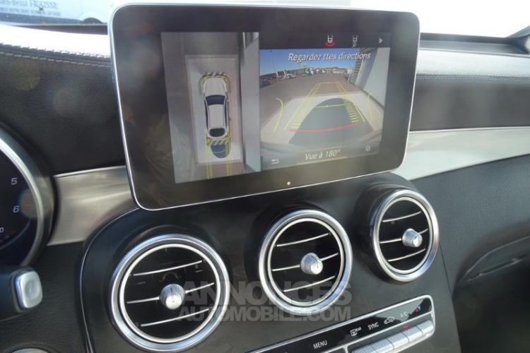 Mercedes GLC Coupé 250 d 204ch Fascination 4Matic 9G-Tronic Euro6c - <small></small> 49.500 € <small>TTC</small> - #16