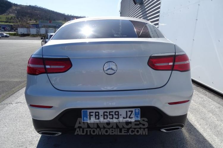 Mercedes GLC Coupé 250 d 204ch Fascination 4Matic 9G-Tronic Euro6c - <small></small> 49.500 € <small>TTC</small> - #20