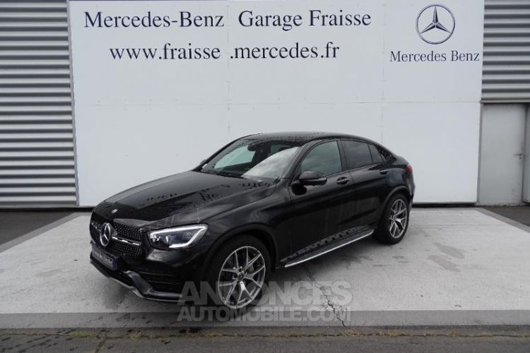 Mercedes GLC Coupé 300 d 245ch AMG Line 4Matic 9G-Tronic - <small></small> 84.900 € <small>TTC</small> - #1
