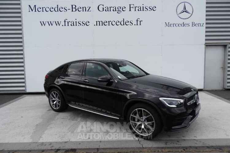 Mercedes GLC Coupé 300 d 245ch AMG Line 4Matic 9G-Tronic - <small></small> 84.900 € <small>TTC</small> - #2