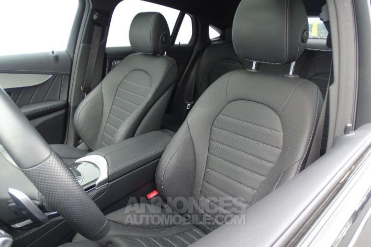 Mercedes GLC Coupé 300 d 245ch AMG Line 4Matic 9G-Tronic - <small></small> 84.900 € <small>TTC</small> - #9