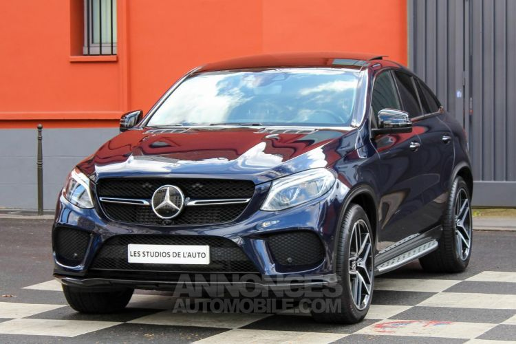 Mercedes GLE Coupé Coupe 350 d 258ch Sportline 4Matic 9G-Tronic - <small></small> 56.990 € <small>TTC</small> - #1