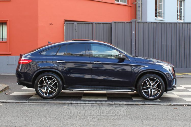 Mercedes GLE Coupé Coupe 350 d 258ch Sportline 4Matic 9G-Tronic - <small></small> 56.990 € <small>TTC</small> - #2