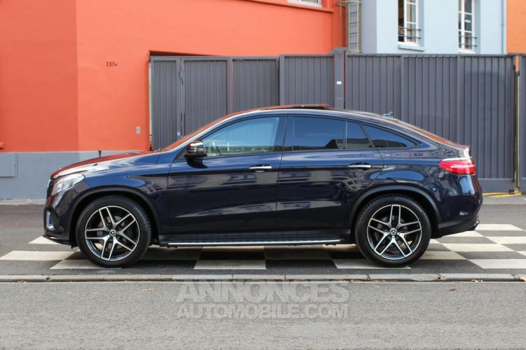 Mercedes GLE Coupé Coupe 350 d 258ch Sportline 4Matic 9G-Tronic - <small></small> 56.990 € <small>TTC</small> - #3