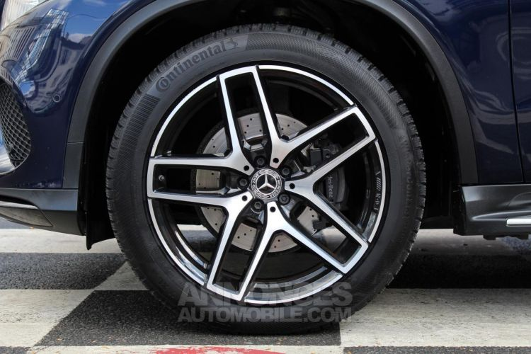 Mercedes GLE Coupé Coupe 350 d 258ch Sportline 4Matic 9G-Tronic - <small></small> 56.990 € <small>TTC</small> - #5