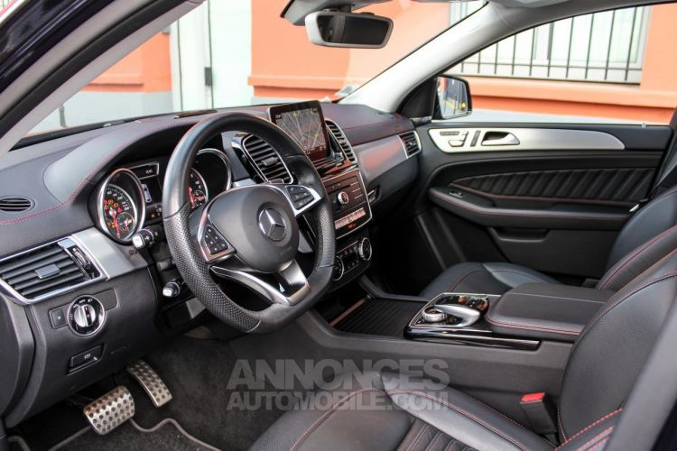 Mercedes GLE Coupé Coupe 350 d 258ch Sportline 4Matic 9G-Tronic - <small></small> 56.990 € <small>TTC</small> - #7