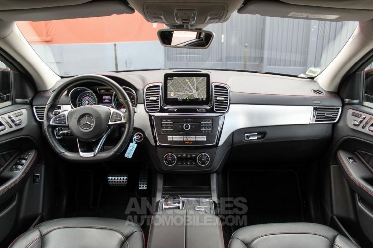 Mercedes GLE Coupé Coupe 350 d 258ch Sportline 4Matic 9G-Tronic - <small></small> 56.990 € <small>TTC</small> - #10
