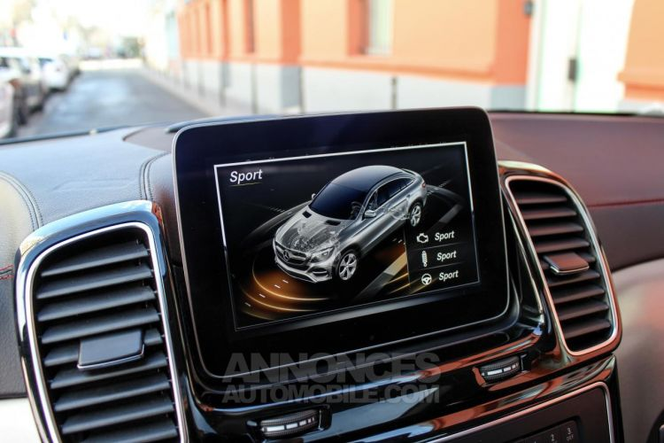 Mercedes GLE Coupé Coupe 350 d 258ch Sportline 4Matic 9G-Tronic - <small></small> 56.990 € <small>TTC</small> - #12