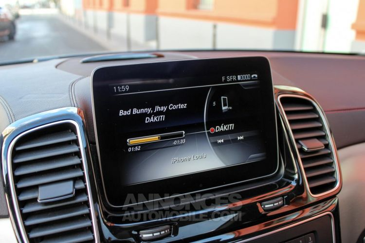 Mercedes GLE Coupé Coupe 350 d 258ch Sportline 4Matic 9G-Tronic - <small></small> 56.990 € <small>TTC</small> - #13