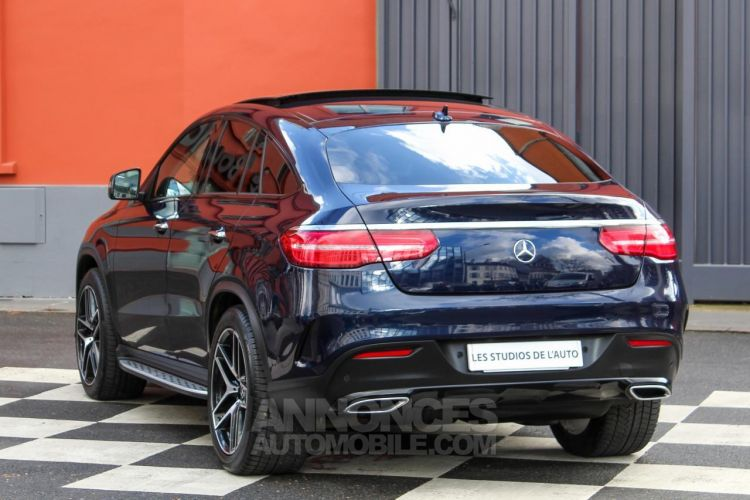 Mercedes GLE Coupé Coupe 350 d 258ch Sportline 4Matic 9G-Tronic - <small></small> 56.990 € <small>TTC</small> - #22
