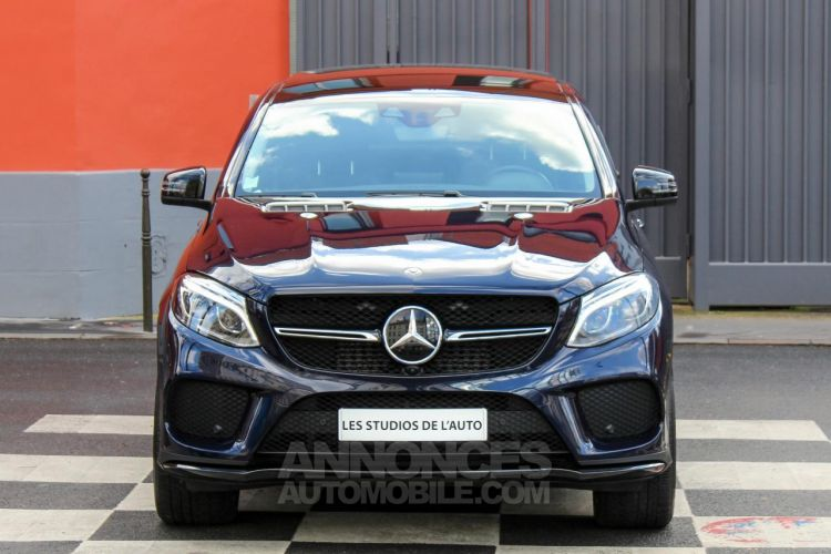 Mercedes GLE Coupé Coupe 350 d 258ch Sportline 4Matic 9G-Tronic - <small></small> 56.990 € <small>TTC</small> - #23