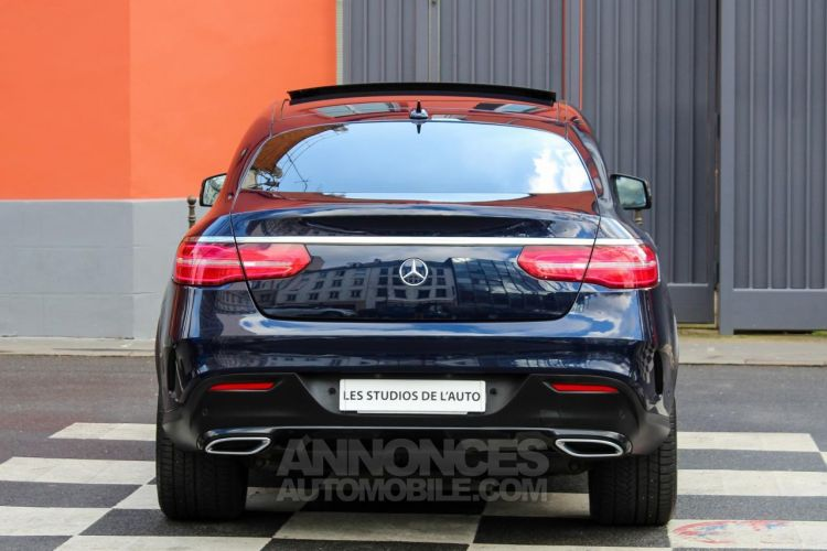 Mercedes GLE Coupé Coupe 350 d 258ch Sportline 4Matic 9G-Tronic - <small></small> 56.990 € <small>TTC</small> - #24