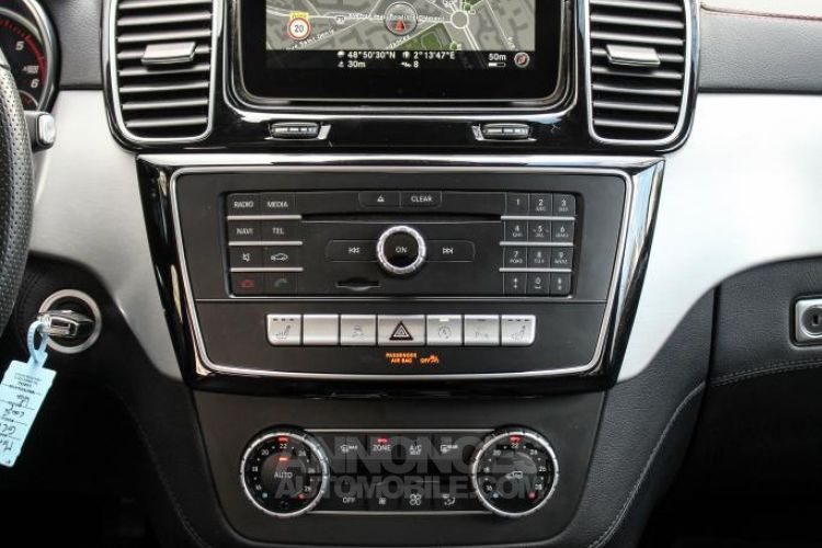 Mercedes GLE Coupé Coupe 350 d 258ch Sportline 4Matic 9G-Tronic - <small></small> 56.990 € <small>TTC</small> - #37