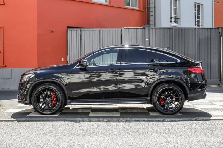 Mercedes GLE Coupé Coupe 63 S AMG 4Matic 7G-Tronic Speedshift Plus - <small></small> 76.950 € <small>TTC</small> - #3